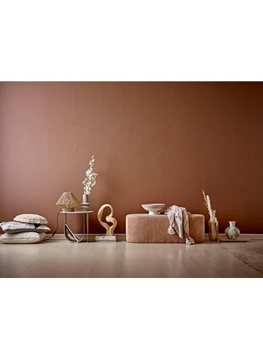 Warm Design Porselen Soyut Heykel Vazo Renkli